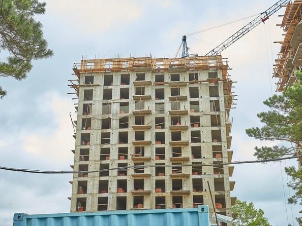 Фото Жилой комплекс АТМОСФЕРА, б/с 3, Ход строительства 30 мая 2018