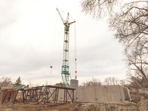 Фото Жилой комплекс АКВАРИУМ, май 2018