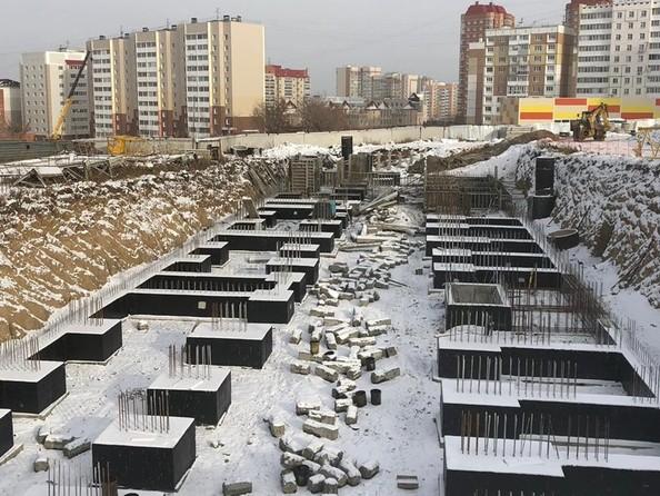 Фото Жилой комплекс КВАРТАЛ ДРУЖБЫ, дом 2, Ход строительства октябрь 2018