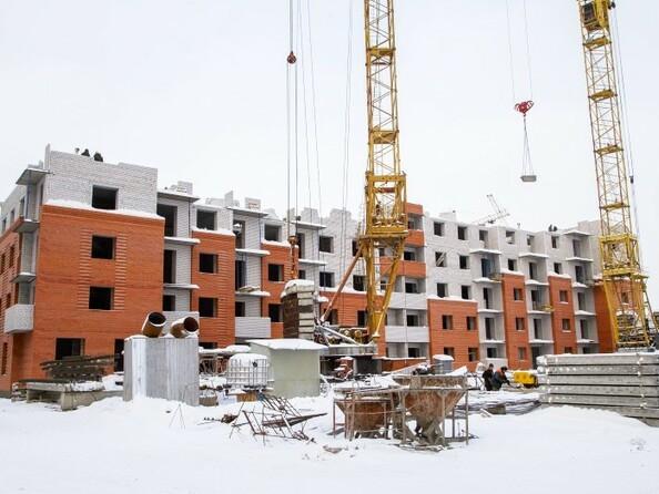 Фото Жилой комплекс МАРС, дом 10, Ход строительства ноябрь 2018