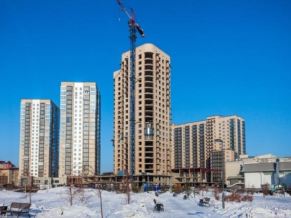 Фото Жилой комплекс LINER Лайнер, Ход строительства 9 февраля 2017