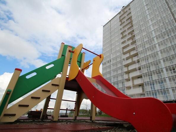 Фото Жилой комплекс РАДУГА СИБИРИ, дом 1, Ход строительства май 2019