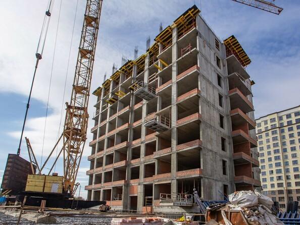 Ход строительства октябрь 2019