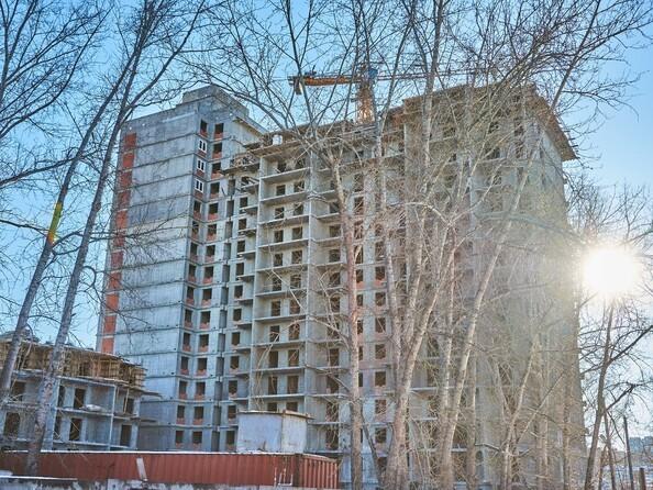 Фото Жилой комплекс ГРАНД-ПАРК, б/с 1.2, Ход строительства 1 ноября 2017