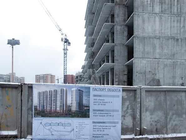 Фото Жилой комплекс ЗОЛОТАЯ НИВА, дом 1, Ход строительства октябрь 2018