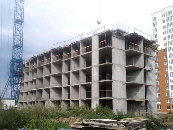 Фото Жилой комплекс СИБИРСКИЕ ПРОСТОРЫ, дом 1, корпус 4, Ход строительства сентябрь 2019