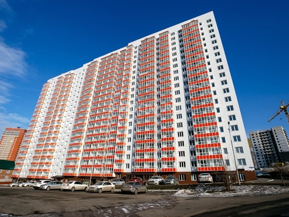 Фото Жилой комплекс СЕРЕБРЯНЫЙ, квр 1, дом 1, Ход строительства 25 февраля 2019