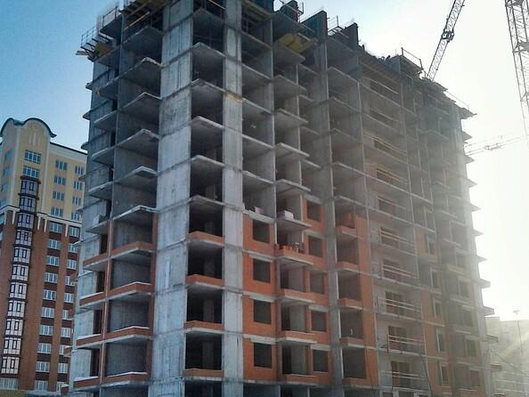 Фото Жилой комплекс СИБИРСКИЕ ПРОСТОРЫ, дом 1, корпус 5, Ход строительства январь 2019