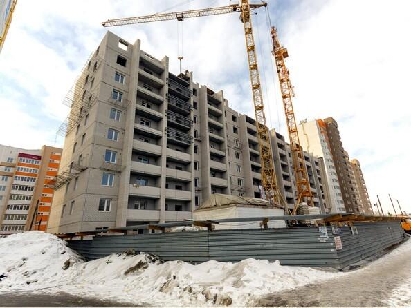 Фото Жилой комплекс Антона Петрова, 221д, Ход строительства март 2019