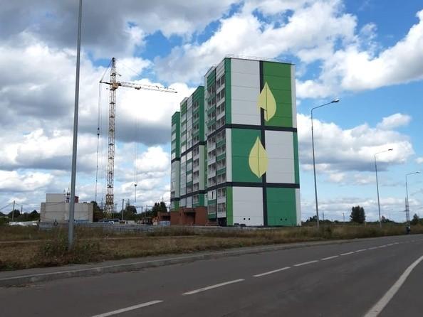 Фото ЮНОСТЬ, дом 2, Ход строительства сентябрь 2019