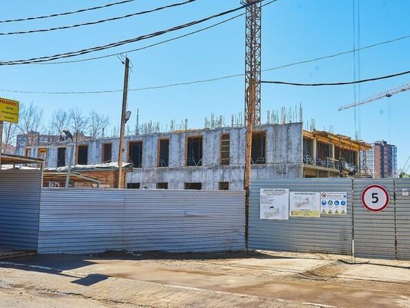 Фото Жилой комплекс СИТИ ПАРК, б/с 1, Ход строительства 22 апреля 2019