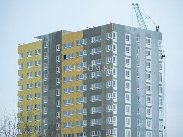 Фото НОВЫЙ КВАРТАЛ, корпус 1, Ход строительства ноябрь 2018