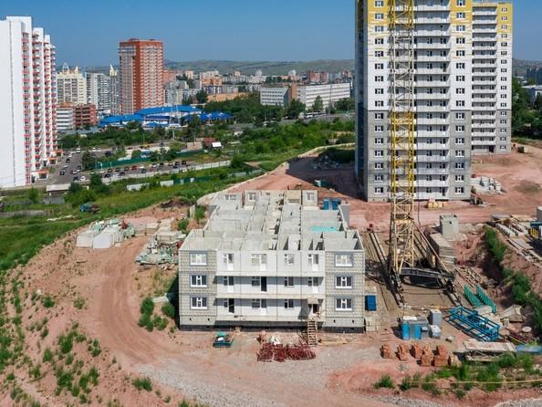 Ход строительства 5 августа 2019