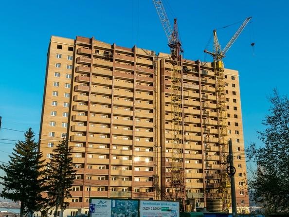 Фото Жилой комплекс ЭДЕЛЬВЕЙС, дом 4, 6 оч, 16 октября 2017