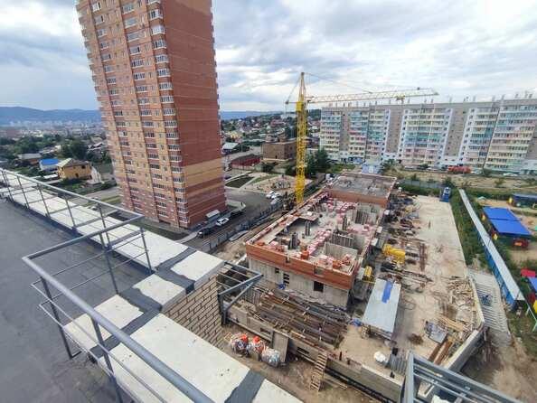 Ход строительства 19 августа 2021