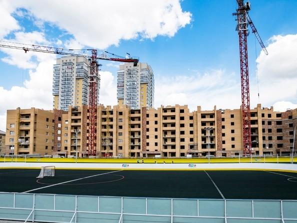 Фото Жилой комплекс ДИНАСТИЯ , 1 этап, Ход строительства 15 июня 2018
