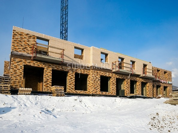 Фото Жилой комплекс Арбан SMART (Смарт) на Шахтеров, д 1, Ход строительства 8 февраля 2019