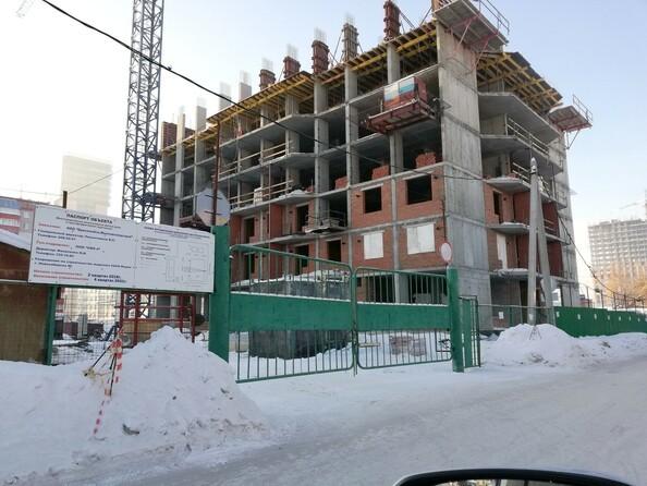 Фото Жилой комплекс Писарева, дом 1, Ход строительства 31 декабря 2018