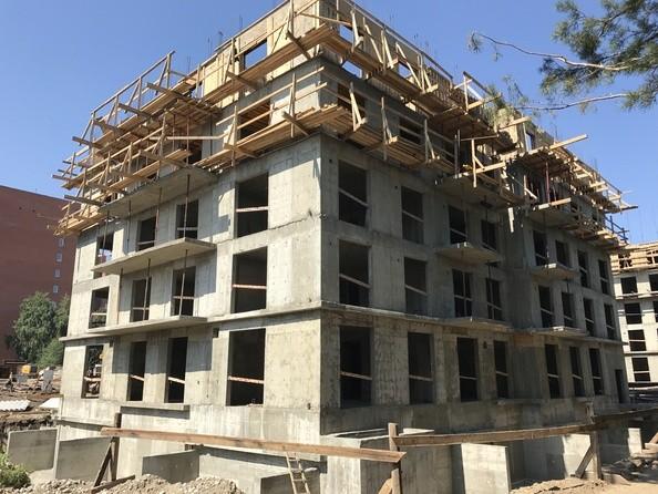 Фото Жилой комплекс АТМОСФЕРА, б/с 3, Ход строительства 28 июля 2017