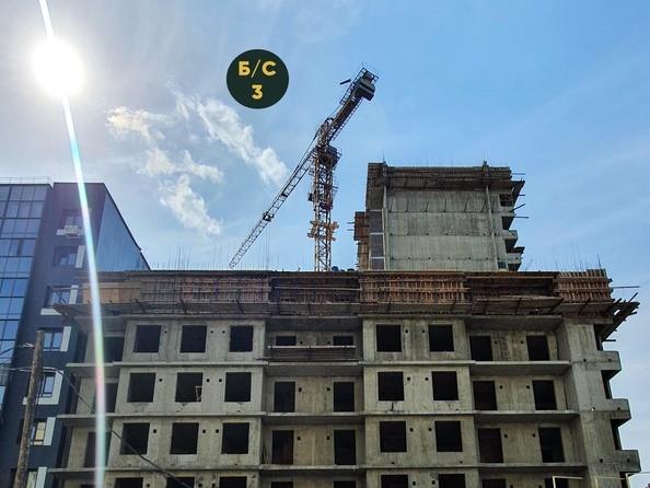 Ход строительств 4 августа 2021