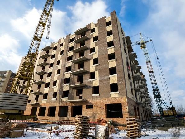 Фото Жилой комплекс ЮЖНЫЙ БЕРЕГ, дом 17, Ход строительства 22 февраля 2019