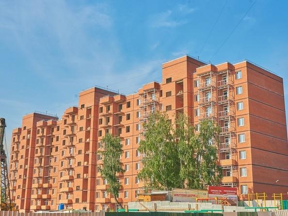 Фото Жилой комплекс ИРКУТСКИЙ ДВОРИК-2, дом 2 (б/с 7,8,9), 2 августа 2018
