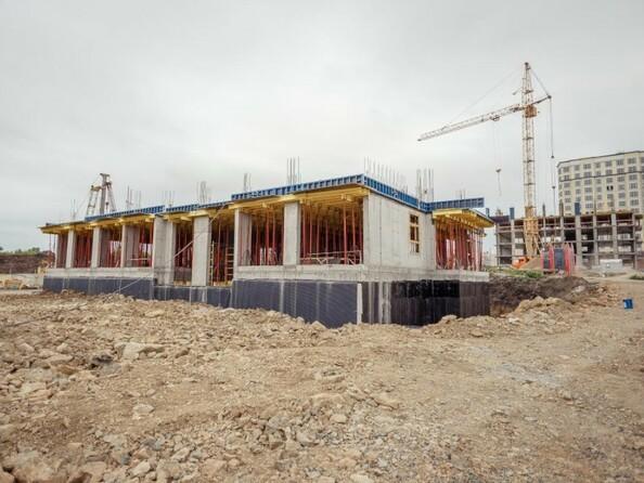 Фото Жилой комплекс ЮЖНЫЙ, дом «Аметистовый», Ход строительства июль 2019