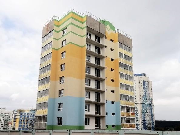 Фото Жилой комплекс КЕМЕРОВО-СИТИ, дом 4г, Ход строительства сентябрь 2019