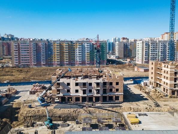 Фото Жилой комплекс Арбан SMART (Смарт) на Шахтеров, д 2, Ход строительства 14 апреля 2019