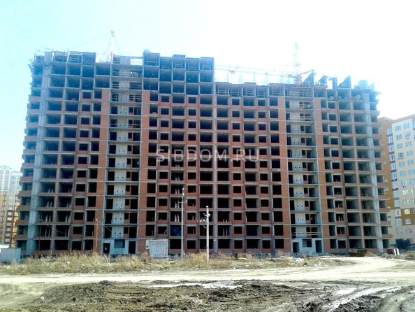 Фото Жилой комплекс РОДНЫЕ ПРОСТОРЫ, Ход строительства май 2019