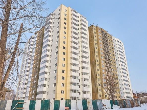 Фото Жилой комплекс ГРАНД-ПАРК, б/с 1.2, Ход строительства 10 декабря 2018