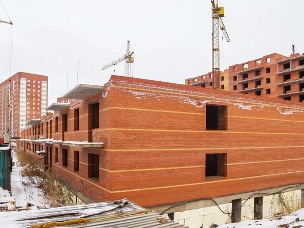 Фото Жилой комплекс СНЕГИРИ, дом 3, 19 декабря 2015