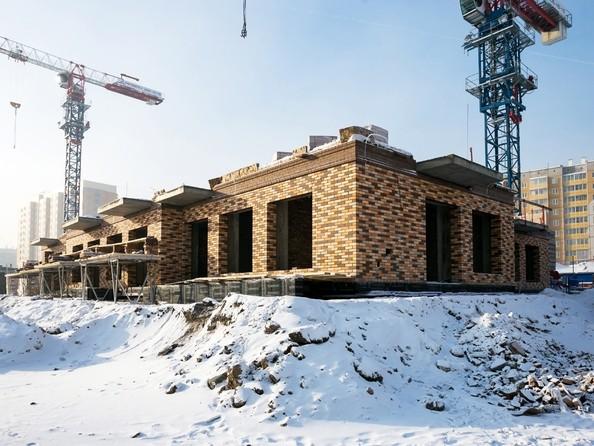 Фото Жилой комплекс Арбан SMART (Смарт) на Шахтеров, д 2, Ход строительства 8 февраля 2019