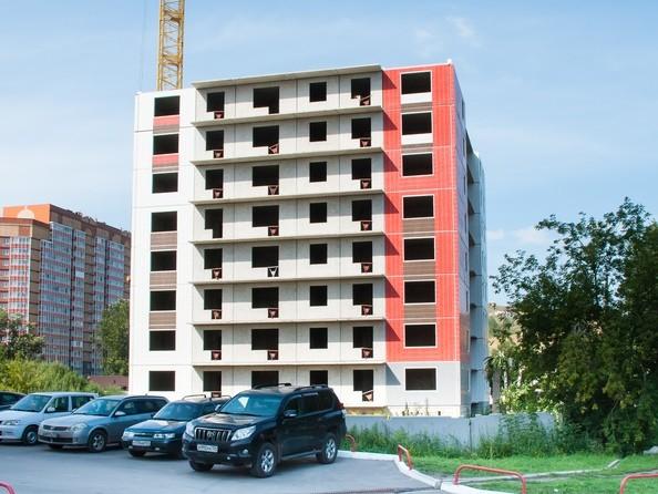 Фото Жилой комплекс КАЛИНА, дом 2, стр 1, Ход строительства 16 августа 2019