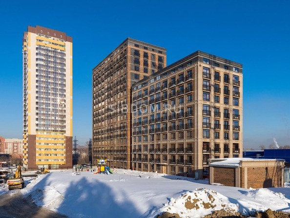 Фото Жилой комплекс КРАСНЫЙ ПРОСПЕКТ, дом 4, Ход строительства декабрь 2018