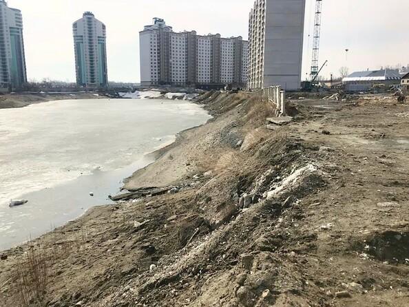 Фото Жилой комплекс НОВАЯ ПРИСТАНЬ, дом 6, Ход строительства май 2019