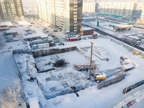 Фото Жилой комплекс FUSION (Фьюжн), Ход строительства 11 декабря 2018
