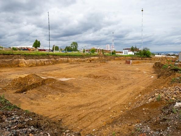 Фото Академгородок, дом 4, Ход строительства 24 июня 2019