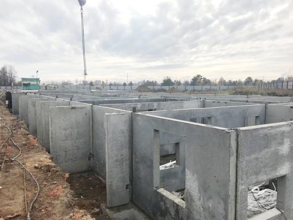 Фото Жилой комплекс ВРЕМЕНА ГОДА, дом 110, Ход строительства 12 октября 2018