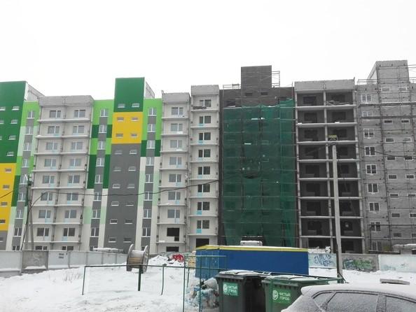 Фото Жилой комплекс БЕРЁЗОВАЯ РОЩА, 70е, 1 очередь, Ход строительства ноябрь 2018