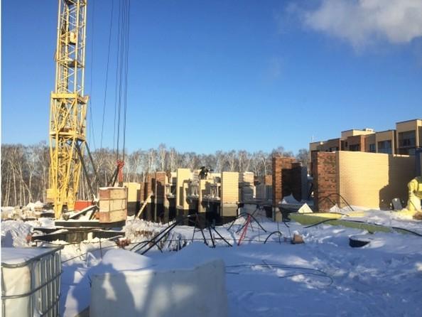 Фото Жилой комплекс СВОБОДА, дом 6, Ход строительства декабрь 2018