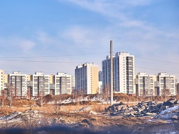 Фото Жилой комплекс ЭВОЛЮЦИЯ, 2 оч, б/с 4-1,2,3,4,5, Ход строительства 28 марта 2018
