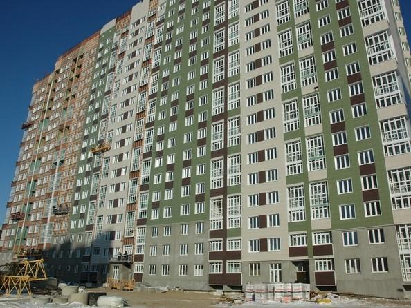 Фото Жилой комплекс КУЗЬМИНКИ, дом 10, январь 2018