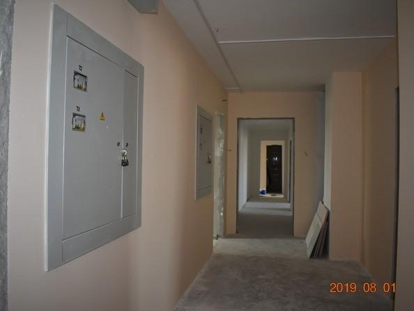 Фото Жилой комплекс РОДНИКИ, дом 2, Отделка подъездов июль 2019
