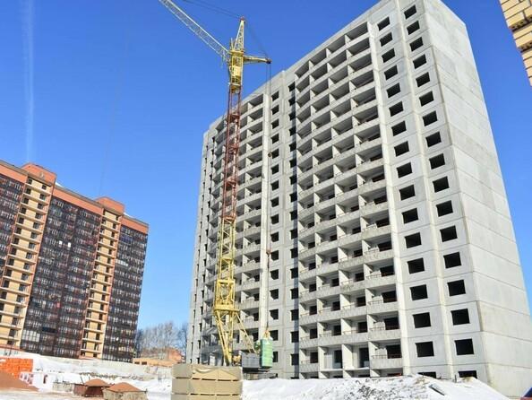 Фото Жилой комплекс РОДНИКИ, дом 2, Ход строительства февраль 2019