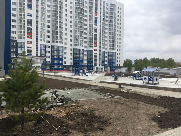 Фото Жилой комплекс АДМИРАЛЪ, дом 13, Ход строительства май 2019