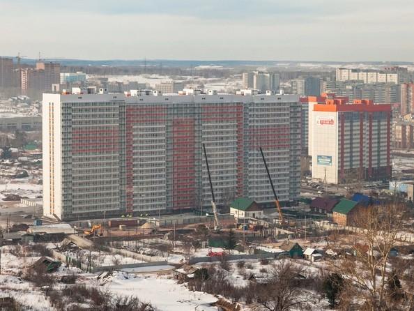 Фото Жилой комплекс СЕРЕБРЯНЫЙ, квр 1, дом 1, Ход строительства 9 февраля 2017