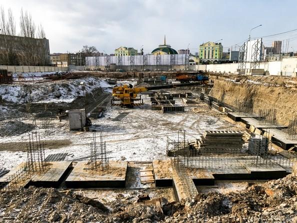 Фото Жилой комплекс БОГРАДА 109, дом 1, Ход строительства 22 февраля 2019