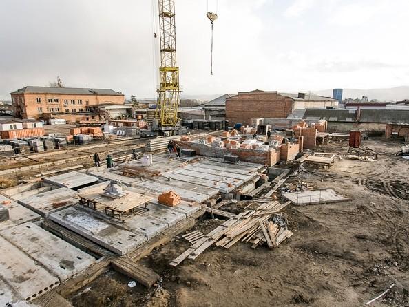 Ход строительства 28 октября 2020