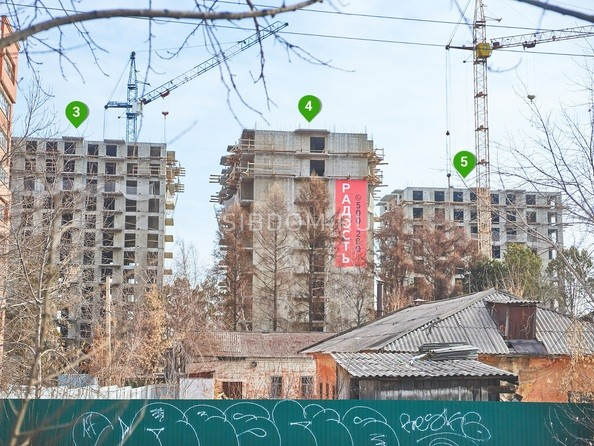 Фото Жилой комплекс АТМОСФЕРА, б/с 3, Ход строительства 28 марта 2018